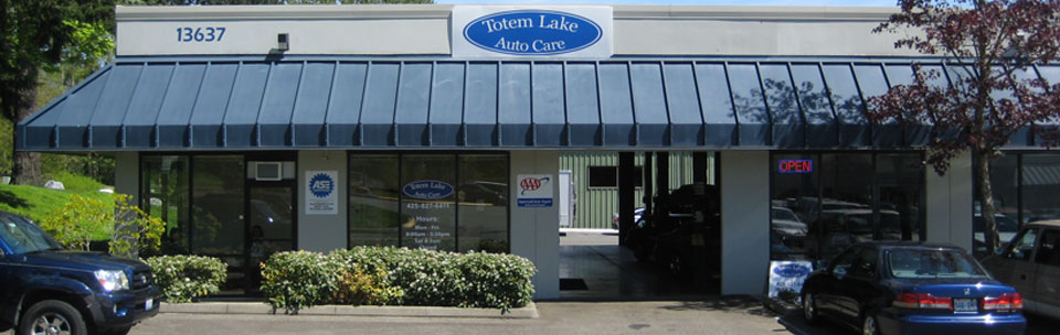 Totem Lake Auto Care Kirkland Auto Repair